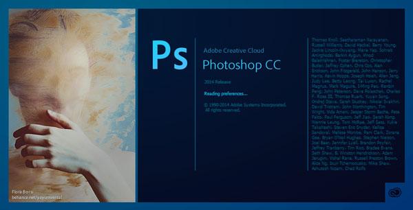 adobe photoshop creative cloud 2014
